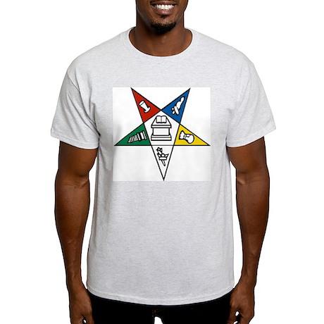 Order of the Eastern Star Light T-Shirt