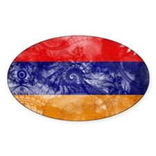 Armenia Flag Decal