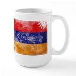 Armenia Flag Large Mug