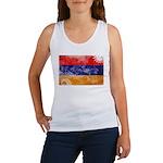 Armenia Flag Women's Tank Top