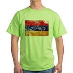 Armenia Flag Green T-Shirt