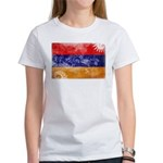 Armenia Flag Women's T-Shirt