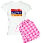 Armenia Flag Women's Light Pajamas