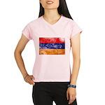 Armenia Flag Performance Dry T-Shirt