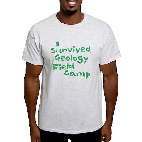 Geology Field Camp Light T-Shirt