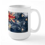 Australia Flag Large Mug