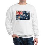 Australia Flag Sweatshirt