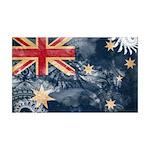 Australia Flag 38.5 x 24.5 Wall Peel