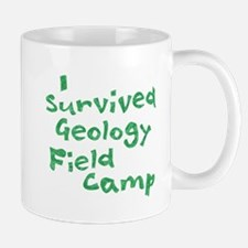 Geology Field Camp Mug