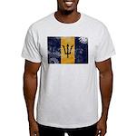 Barbados Flag Light T-Shirt