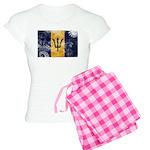 Barbados Flag Women's Light Pajamas