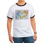 Community Hearts Color Ringer T