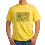 Community Hearts Color Yellow T-Shirt