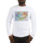 Community Hearts Color Long Sleeve T-Shirt