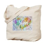 Community Hearts Color Tote Bag