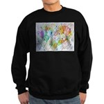 Community Hearts Color Sweatshirt (dark)