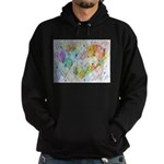 Community Hearts Color Hoodie (dark)