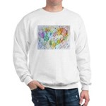 Community Hearts Color Sweatshirt