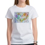 Community Hearts Color Women's T-Shirt