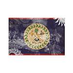 Belize Flag Rectangle Magnet (10 pack)