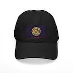 Belize Flag Black Cap