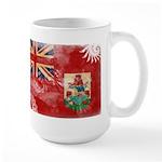 Bermuda Flag Large Mug