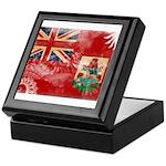 Bermuda Flag Keepsake Box