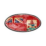 Bermuda Flag Patches
