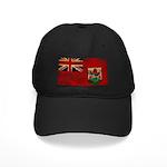Bermuda Flag Black Cap