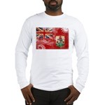 Bermuda Flag Long Sleeve T-Shirt