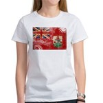 Bermuda Flag Women's T-Shirt