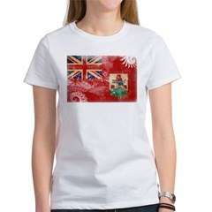 Bermuda Flag Women's T-Shirt