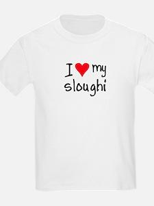 I LOVE MY Sloughi T-Shirt