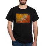 Bhutan Flag Dark T-Shirt