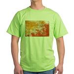 Bhutan Flag Green T-Shirt