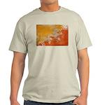 Bhutan Flag Light T-Shirt