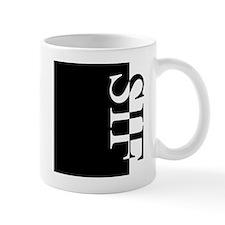 SIF Typography Mug