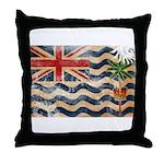 British Indian Ocean Territor Throw Pillow