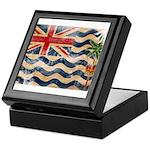 British Indian Ocean Territor Keepsake Box
