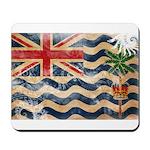 British Indian Ocean Territor Mousepad