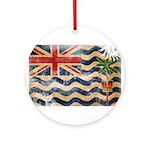 British Indian Ocean Territor Ornament (Round)