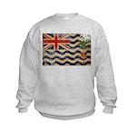 British Indian Ocean Territor Kids Sweatshirt