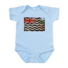 British Indian Ocean Territor Infant Bodysuit