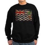 British Indian Ocean Territor Sweatshirt (dark)