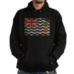 British Indian Ocean Territor Hoodie (dark)