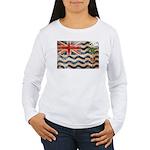 British Indian Ocean Territor Women's Long Sleeve