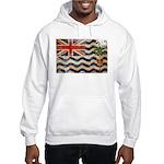British Indian Ocean Territor Hooded Sweatshirt