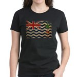 British Indian Ocean Territor Women's Dark T-Shirt