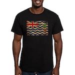 British Indian Ocean Territor Men's Fitted T-Shirt