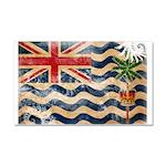 British Indian Ocean Territor Car Magnet 20 x 12